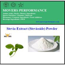 Herstellen Supply Stevia Extrakt (Stevioside) Pulver