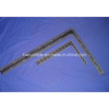 Steel Angle Square/Try Square Ruler Carpenter′s Framing Squares