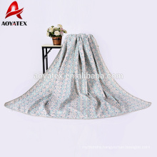 75gsm disperse printing summer quilts,high quality and cheap quilts
