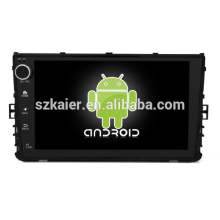 Oktakern! Android 8.1 Auto-DVD für VW Universal mit 9 Zoll kapazitivem Schirm / GPS / Spiegel-Verbindung / DVR / TPMS / OBD2 / WIFI / 4G