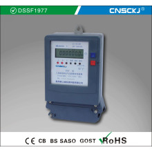 Dssf1977 3 P4l or 3p 3L AC Active Electronic Energy Meter