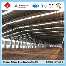Prefabricated Light Steel Frame Structure Workshop Construction
