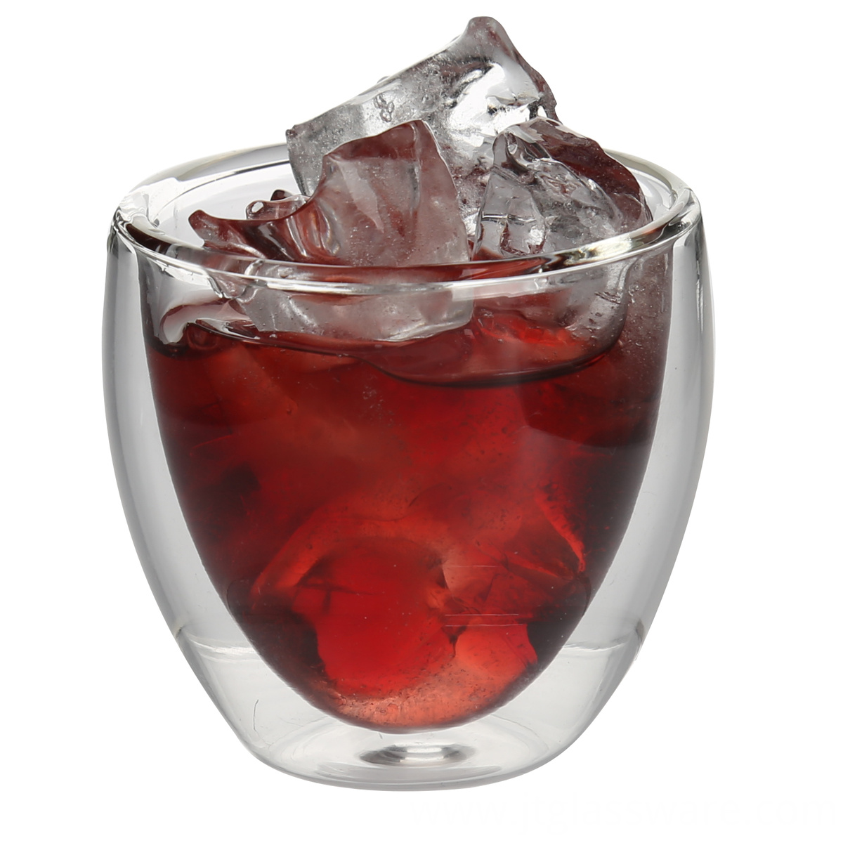 Double Wall Glass Cup