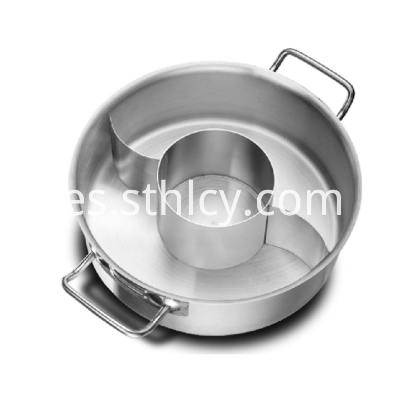 New Hot Stainless Steel Pot