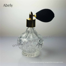 Glass Air Bag Perfume Bottle with Bulb Sprayer Atomizer