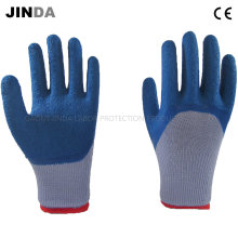Latex Coated Labor Protective Safety Work Gloves (LH504)