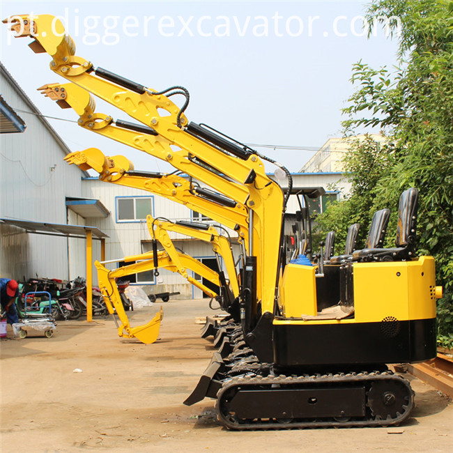 1 ton Mini Excavator for sale