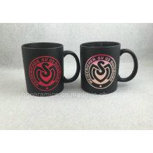 Color Change Sandblast Mug