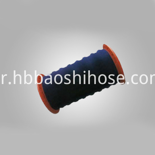 Steel Flanged Sludge Suction Hose