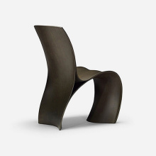 Ron Arad Moroso Three Skin Side Dining Chair