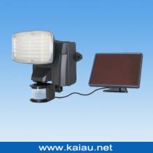 Luz LED de energia solar 80PCS com sensor de movimento