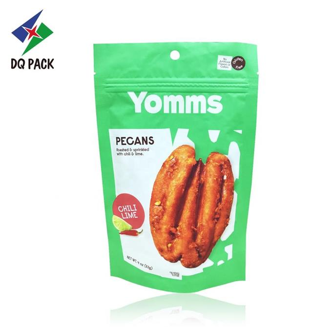 SNACK FOOD PRINTING PACKAGING
