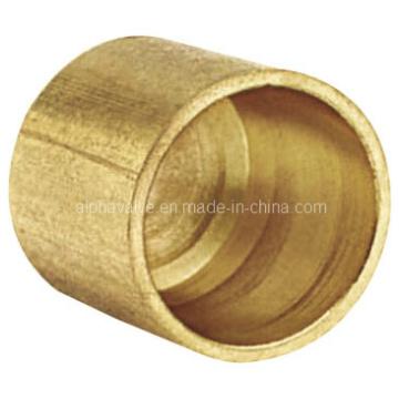 Accesorio de acoplamiento de tubo de latón (a 0358)