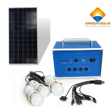 5W High Efficiency Solar Power System for Home