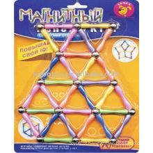 Magnético brinquedo de construção brinquedos de plástico magnético brinquedo