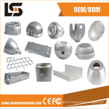 Various Aluminum CCTV Security Camera Housing Die Casting Parts Without Finish