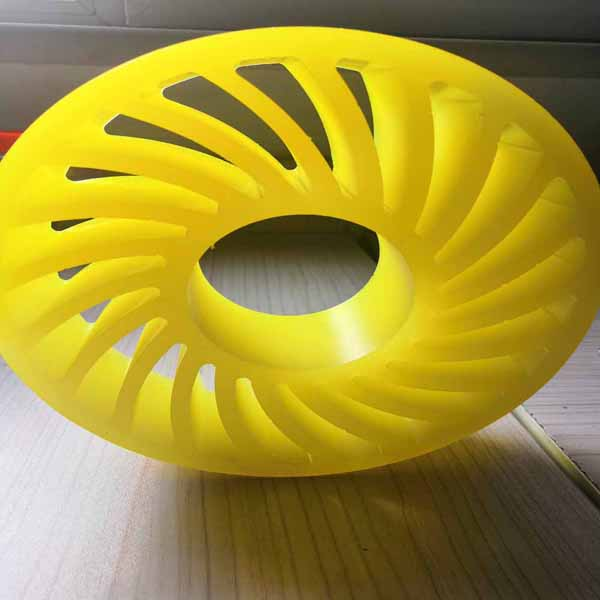 Corrugator Cardboard Polyurethane No Crush Wheel Huatao Group