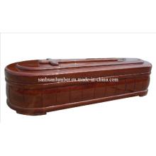 Деревянная шкатулка & гроб (R008)