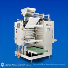 (DXDK900 / DXDK900A) Машина упаковки зерна Multi-Sachets