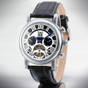 Case hợp kim Tourbillon Automatic Watch Date Mens