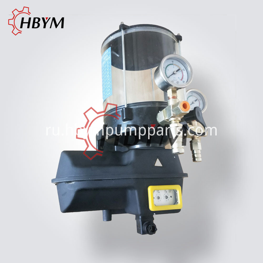 Electric Grease Pump 4