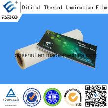 Película de laminación térmica Super Bonding para impresión digital (Brillo 35mic)