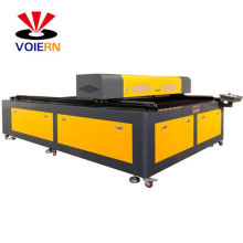 VOIERN 1325 thin Stainless Steel co2 laser cutting machine Acrylic Metal Nonmetal Mixed Laser Cutting Machine