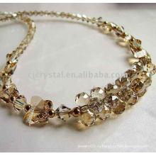 2016 Новый дизайн Кристалл ожерелье