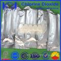 Traitement de l'eau, le dioxyde de chlore chimique avec l'effet de désinfection le plus sûr