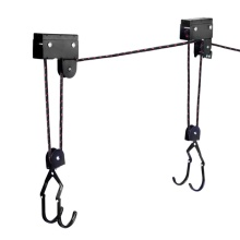 Steel construction kayak ceiling lift