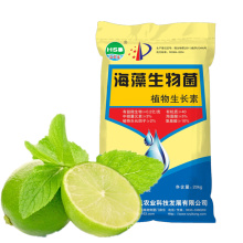 plant growth regulator with seaweed extract