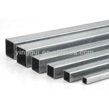 6101B aluminium alloy cold drawn square pipes