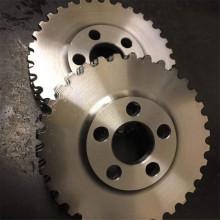 Roda dentada dianteira Tecnium de aço (520) - Husqvarna CR125
