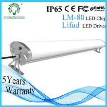 Iluminação do diodo emissor de luz da microplaqueta IP65 de Epistar da luz da Tri Prova do diodo emissor de luz de alumínio 30W / 40W / 50W / 60W