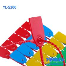 Пломбировочная индикаторная пластиковая пломба безопасности для контейнера (ил-С300)