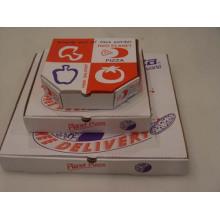 Пользовательские Коробки Пиццы Бумаги