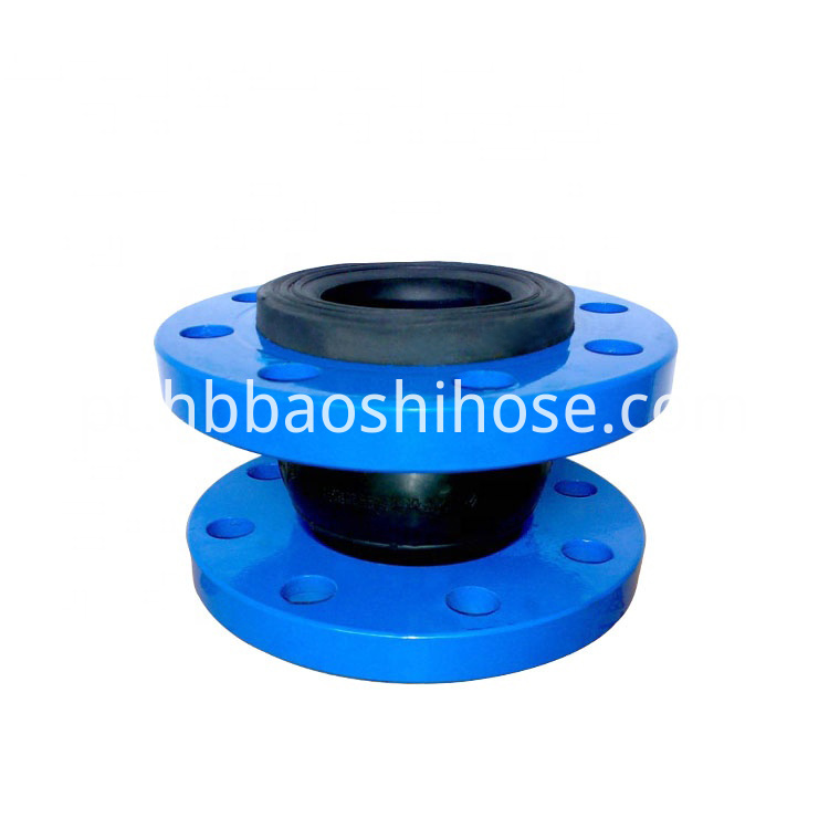 Flanged Flexible Rubber Union