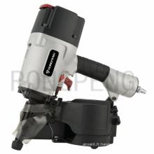 Cloueuse professionnelle d'air de Rongpeng Cn90rn / outils électriques de cloueuse de bobine de deux manières
