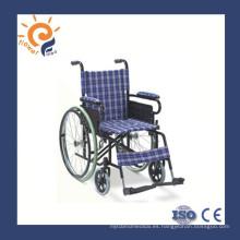 Precio ligero del sillón de ruedas manual del hospital