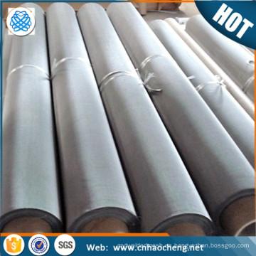 Ácido ácido y alcalino seda níquel puro N2 N4 N 6 N 8 malla de alambre / malla de alambre pantalla / malla de alambre ropa
