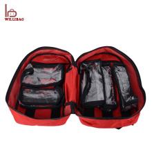 Peso leve mochila ao ar livre endurecimento costelas viajando mochila