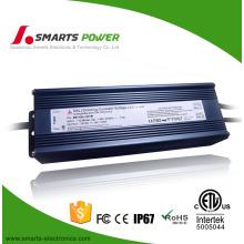 12В 10А 120ВТ светодиодный источник питания светодиодный драйвер водонепроницаемый IP67 дали затемнения