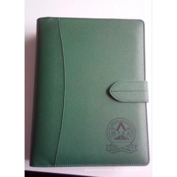2018 Das neueste Tagebuch Buch, Leder Stil geprägte Notizbuch
