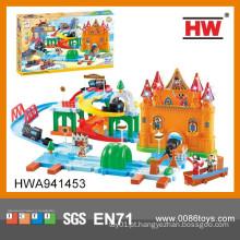 Venda quente Viking Tribe B / O Brinquedo de jogo ferroviário Set Toy
