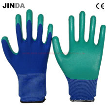 Защитные перчатки с защитой от нитрила (NS010)