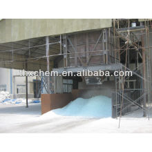 Proceso de fabricación de silicato de sodio