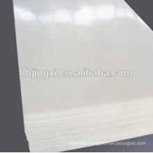 White Plastic PE Sheet Rigid PE Sheet