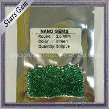 De Boa Qualidade Wax Casting Green Nano Beads