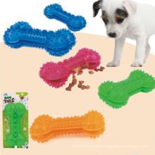China Supplier Nylon Rubber Chew bone dog toy
