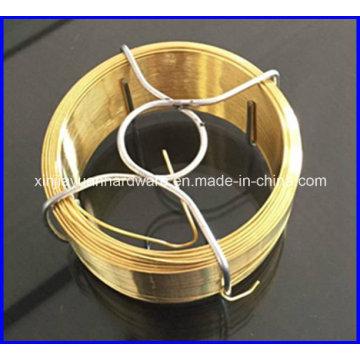 Fio de bobina pequeno da alta qualidade da venda quente / fio do laço